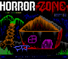 Horror Zone ANSI by roy-sac