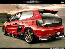 Honda Civic Type-R by Active-Design