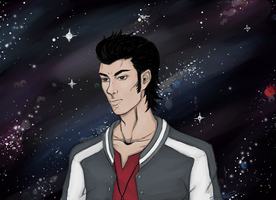 Space Dandy by taytayisawesome