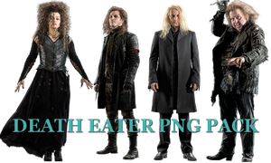 Death Eater PNG Pack by teaatfive