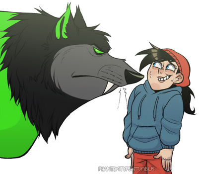 sniff sniff by TheUltimateEnemy