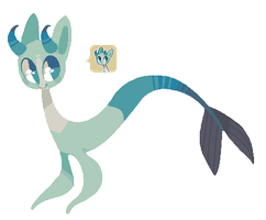 [ SOLD ] Sea Pony + ICON by Sergle