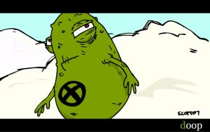 d is for doop by striffle