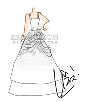 22nd - 27 Dresses by rednotion