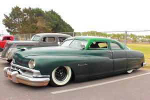 Four Door Lincoln Lead Sled by DrivenByChaos