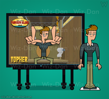 Total Drama Pahkitew: Topher by Wiz-Dan