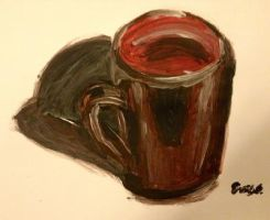 practice still life painting by EuphoniousCacophony