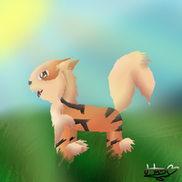 Arcanine by pokebulba