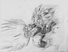 Goten by CodyBad