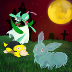 Happy Halloween! by Prinnia