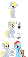 Derpy Hooves - All Pony Races by Pupster0071