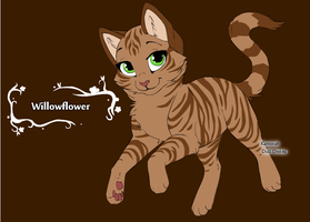 Willowflower by Wanderisawesome
