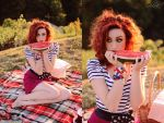 Life is a Picnic VI by jasamijesamoblak