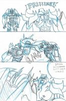 Megatron vs SG Prime by just-nuts