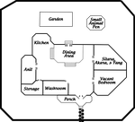 Sitara's Home || Floor Plan by Ruby-Lament