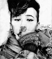 G Dragon: Alive by 000Ryoko000