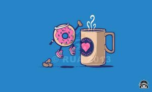 DUNK IT DONUT by ruados