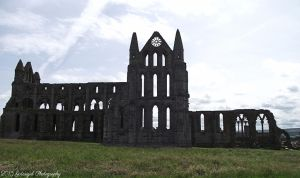 Whitby Abbey II by Gatesigirl