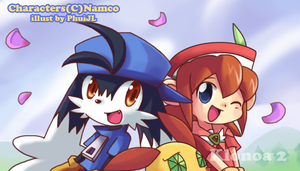 Klonoa 2 Trio by PhuiJL