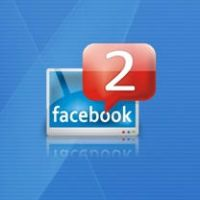Facebook Dock Icon by RPGuere