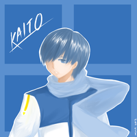 KAITO by 7mint-and-chocolate