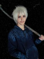 jack frost cosplay III by Guilcosplay