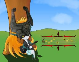 Musical Midna by Cryzeu