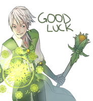 Good Luck by illictic