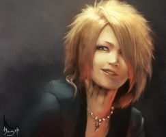 Ruki Smile by LhuvIk