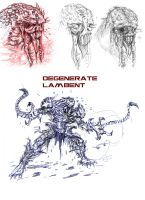 Subway Sketches-Degenrate Lambent by Skardart