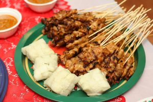 Satay by patchow