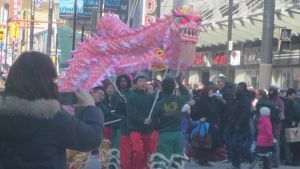Chinese Dragon Dance (video Link) by Codetski101