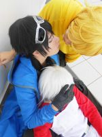 Yogi x Gareki: Adult only by Smexy-Boy