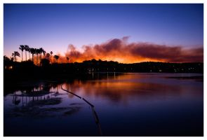 Narrabeen Fires 2 by wombazt