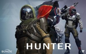 Destiny Hunter tribute by blamoman