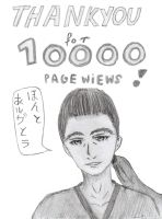 10000 pageviews - thank you by Sephios