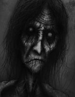 Decaying Woman by Eemeling