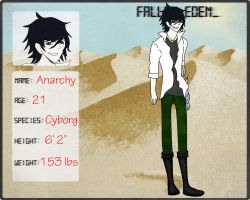 Fallen Eden: Anarchy Application by Z0mbieMuse