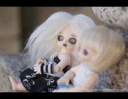 This Place  is Wonderful, Eva by MySweetQueen-Dolls
