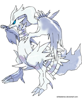 Reshiram Full by Waito-chan