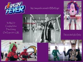 Its My Life Cosplay Fever by Sephirayne