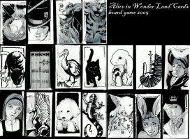 alice cards by malicekisho