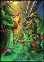 TMNT by diabolumberto