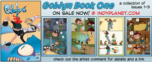 Goblyn Book One ON SALE NOW! by SolomonMars