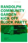 Community Garden Poster 2 by MrBadger