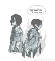 Careful by GoatSocks
