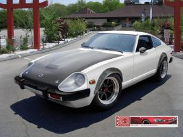 Datsun 280zx by basikdesign