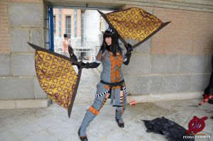 Cosplay Gypceros S -2- by Atsukine-chan