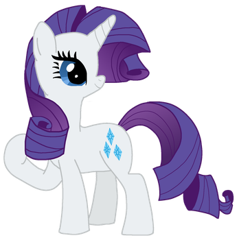 Rarity by BronySideswipe