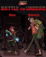 skratch jams battle the undead by shoze